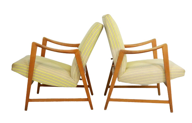 """Vintage verstelbare fauteuil """"Reurieth""""   2 stuks aanwezig"""