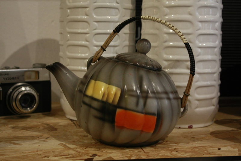 West Germany theepot