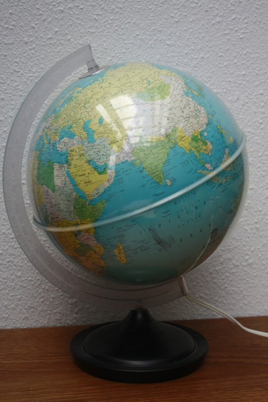 Wereldbol Nederlandse Globe Industrie Zwolle