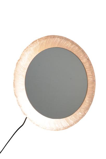 Hillebrand spiegel met verlichting