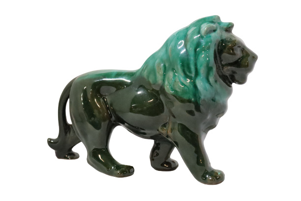Keramiek leeuw