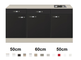 Kitchenettes 160 cm