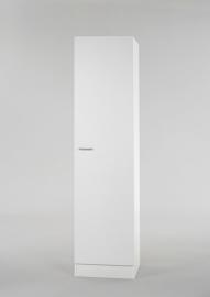 Hoge kast Wit met planken 50cm x 206,8 OPTI-57