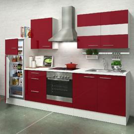 Keuken Paris Incl.  Inbouwapparatuur 270cm lang RAI-350