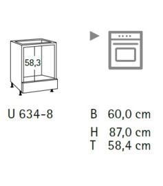 Komfort U634-8