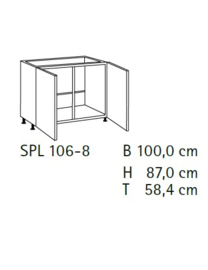 Komfort SPL106-8