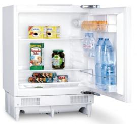 Kitchenette 110cm Antraciet mat incl inbouw koelkast met of zonder wandkasten RAI-1047