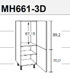 MH661-3D