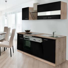 Keuken 190 cm Incl. Inbouwapparatuur RAI-1189