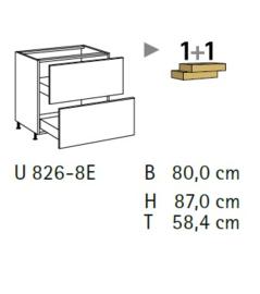 Komfort U826-8E