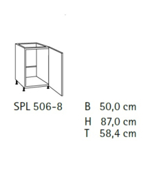 Komfort SPL506-8
