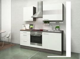 Keuken 180cm Incl. Inbouwapparatuur RAI-1666