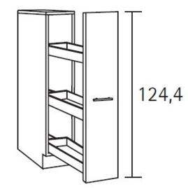 Apothekerskast 174cm hoog HFZ319-9