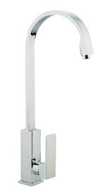 Eéngreepsmengkraan Modern Design Incl. aansluitslangen 25150 RAI-74
