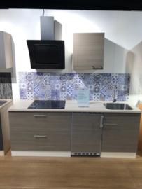 Showmodel Rechte keuken Vigo 210cm