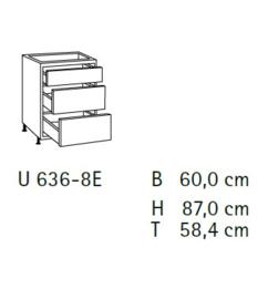 Komfort U636-8E