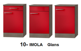 Apothekerskast 30cm x 200cm x 60cm Top kwaliteit INCL WITTE KAST MET FRONT RAI-522
