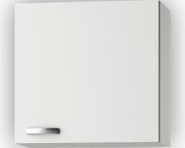 Wandkast Lagos White Glans (BxHxD) 60 x 57,6 x 34,6 cm O606-9