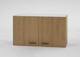 Bovenkast Beuken, 100cm x 32 cm Beuken O500-6-OPTI-33
