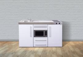 MPM 150 met koelkast en magnetron