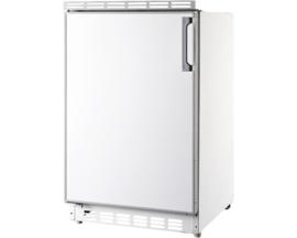 keukenblok Padua houtnerf 150cm met combi magnetron, kookplaat en koelkast RAI-0441