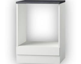 Kabinet Lagos White satin (BxHxD) 60,0x84,8x60,0 cm UO634-9