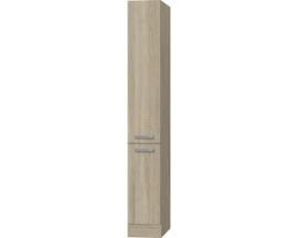 Apotheker kast Neapel (BxHxD) 30 x 206 x 58,4 cm RAI-796