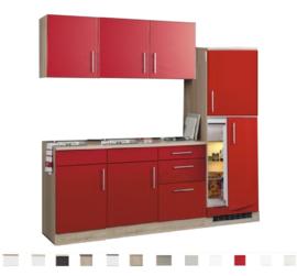 Keukens 210 cm