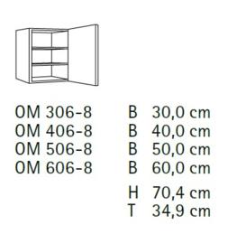 Komfort OM306-8