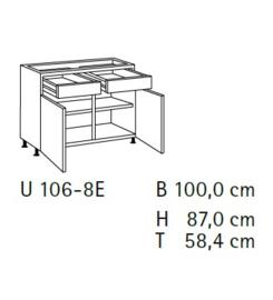 Komfort U106-8E