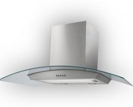 Afzuigkap EEK D Piccante Morengo 60,0 cm roestvrij staal HRG-3199