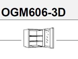 OGM606-3D  - PG-4,5,6 beschikbaar