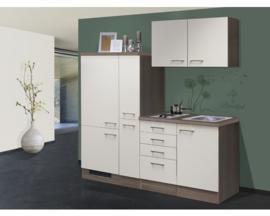 Keukenblok 180cm incl koelkast RAI-4410