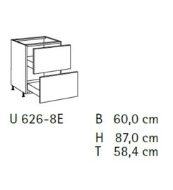 Komfort U626-8E