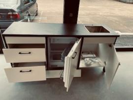 Showmodel design keuken 180cm per direct leverbaar