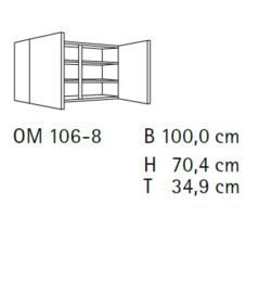 Komfort OM106-8