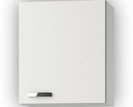 Wandkast Lagos White Glans (BxHxD) 50 x 57,6 x 34,6 cm O506-9