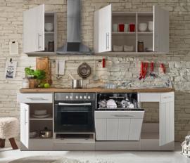 Keuken 210 cm Incl. Inbouwapparatuur RAI-1189