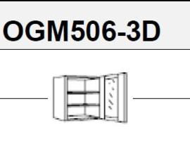 OGM506-3D  - PG-4,5,6 beschikbaar