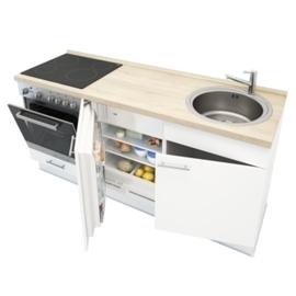 kitchenette 180 met inbouw koelkast RI-000