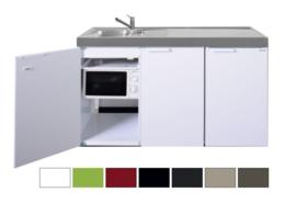 MKM 150 met losse magnetron en koelkast