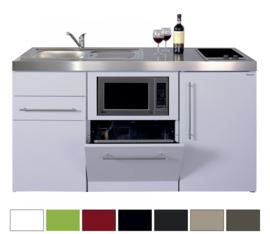 MPGSM 150 vaatwasser, koelkast en magnetron