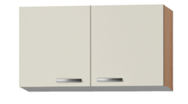 Bovenkast Klassiek 60 Cream, 100cm x 32 cm O500-6-OPTI-33