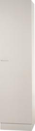 Hoge kast Klassiek 50 Wit met planken 50cm x 206,8 H500-6-OPTI-57