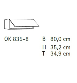 Komfort OK835-8