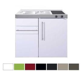 MK 90 met koelkast en een la