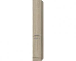 Hoge kast Napels acacia-Decor (BxHxD) 30,0 x 174,8 x 34,6 cm HRG-9223