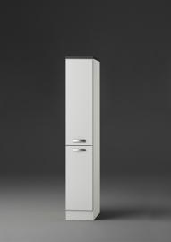 Apothekerskast Lagos White satin (BxHxD) 30 x 139.2 x 57,1 cm RAI-796