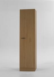 Hoge kast Beuken met planken (BxH) 50cm x 206,8 OPTI-57