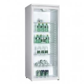 Fles koelkast met glazen deur GKS255